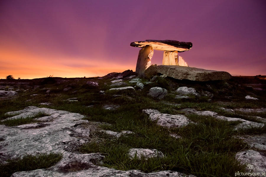 polnabrone dolmen