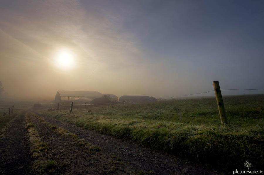 Dawn At The Hill
